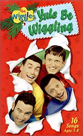 The Wiggles: Yule Be Wiggling (2001-2002 VHS)