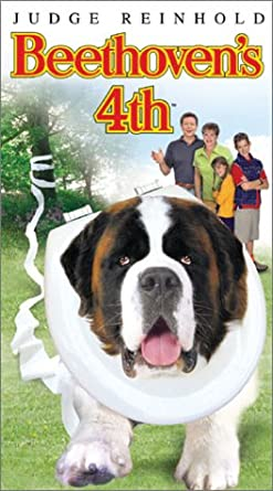 Beethoven's 4th (2001 VHS)