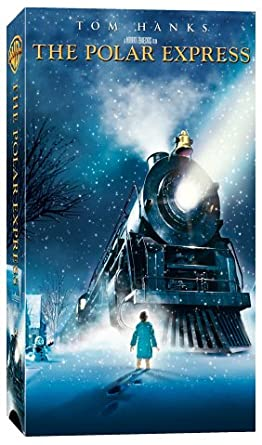 The Polar Express (2005 VHS)