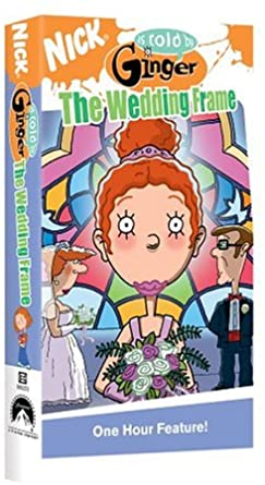 As Told by Ginger: The Wedding Frame (2004 VHS)