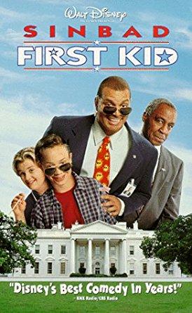 First Kid (1997 VHS)