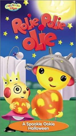 Rolie Polie Olie: A Spookie-Ookie Halloween (2001 VHS)