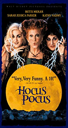 Hocus Pocus (1993 VHS)