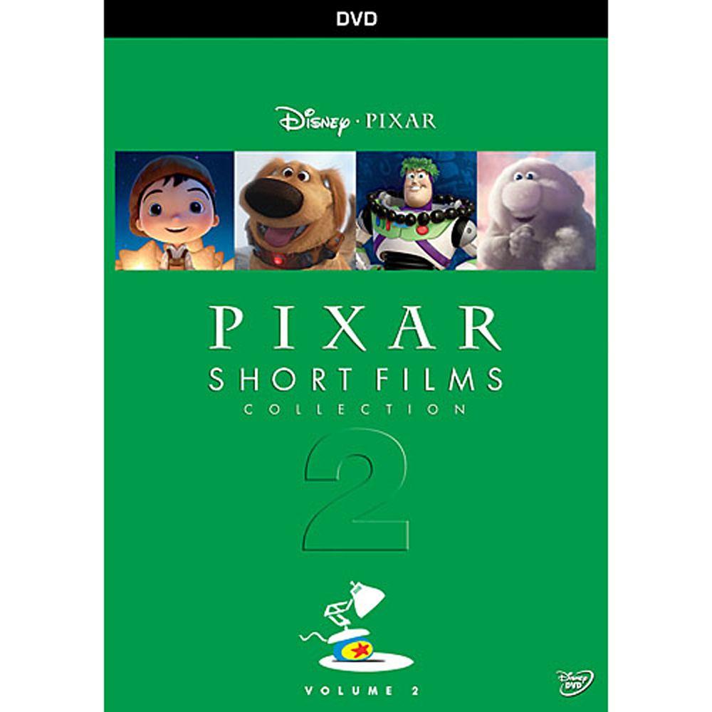 Pixar Short Films Collection Volume 2 (2012 DVD)