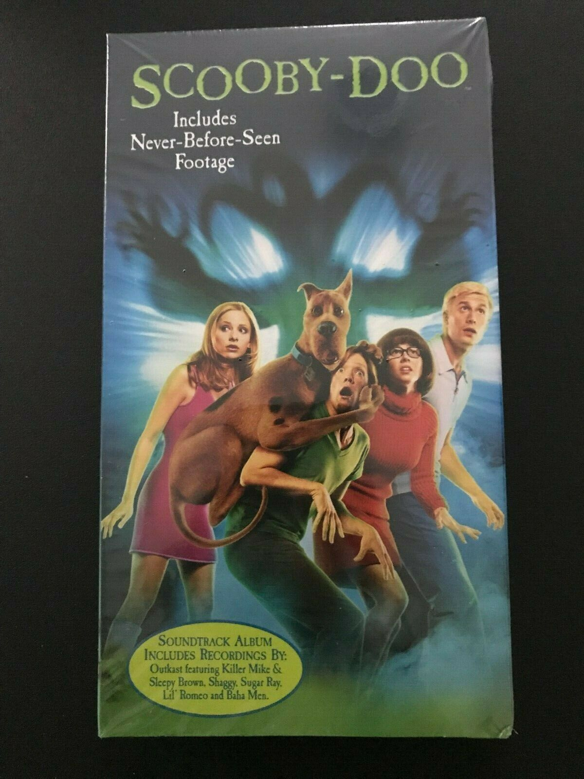 Scooby-Doo (2002 VHS)