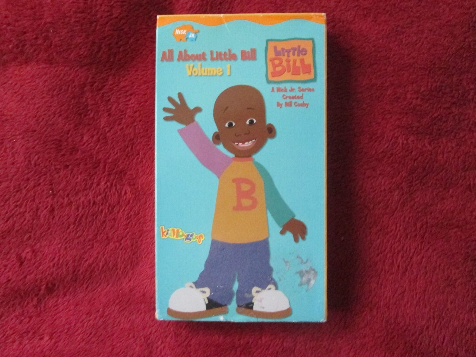 Little Bill: All About Little Bill Volume 1 (2001 VHS)