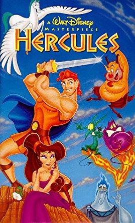 Hercules (1998 VHS)