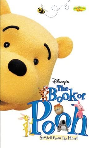 The Book of Pooh: Stories from the Heart (2001 VHS/DVD)