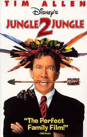 Jungle 2 Jungle (1997 VHS)