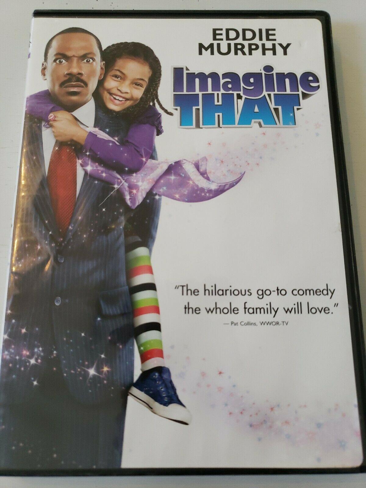 Imagine That (2009 DVD)