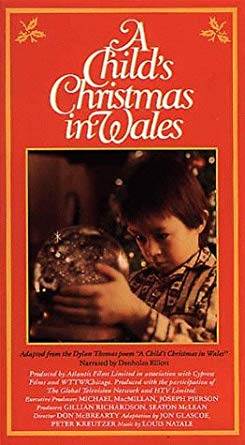 A Child's Christmas in Wales (1988-2000 VHS)
