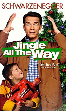 Jingle All the Way (1997 VHS)