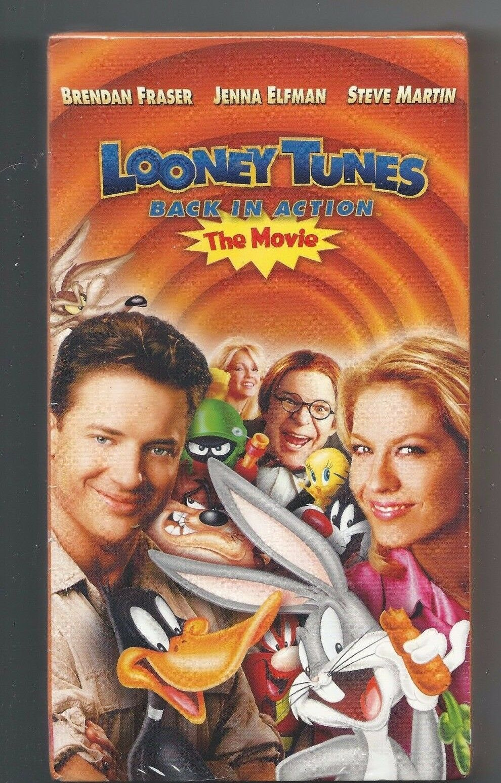 Looney Tunes: Back in Action (2004 VHS)