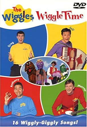 The Wiggles: Wiggle Time! (2004 DVD)