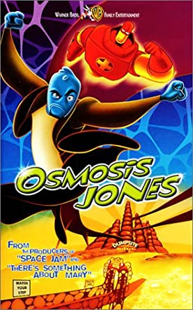 Osmosis Jones (2001 VHS)