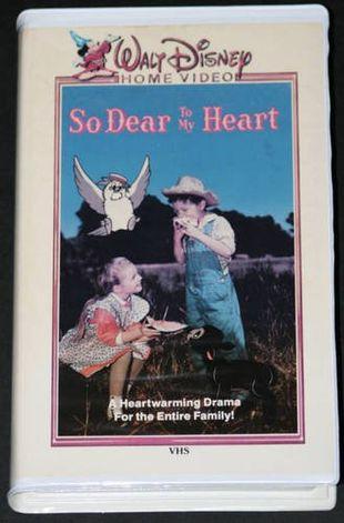 So Dear to My Heart (VHS)