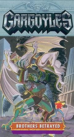 Gargoyles: Brothers Betrayed (1996 VHS)
