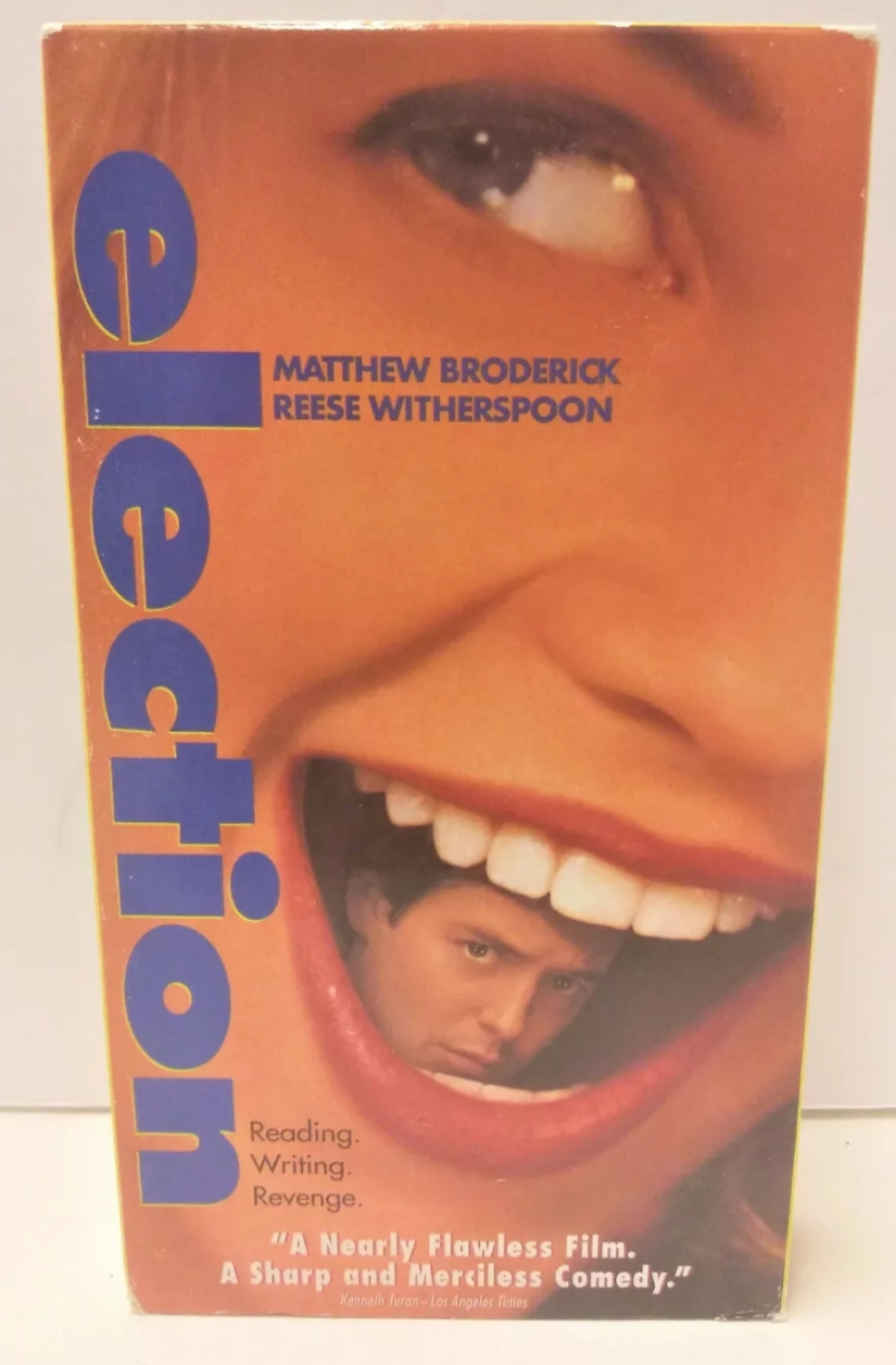 Election (1999 VHS)
