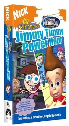 Jimmy Timmy Power Hour (2004 VHS)