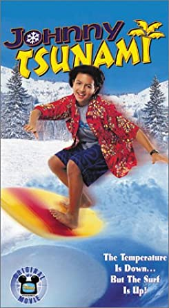 Johnny Tsunami (2001-2002 VHS)