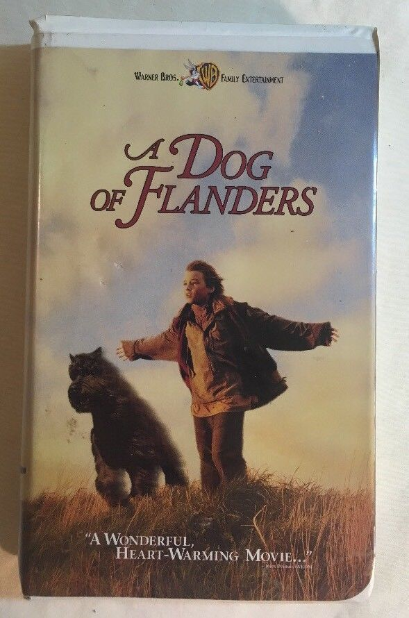 The Dog of Flanders (2000 VHS)