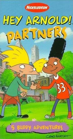 Hey Arnold: Partners (1998 VHS)