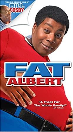 Fat Albert (2005 VHS)