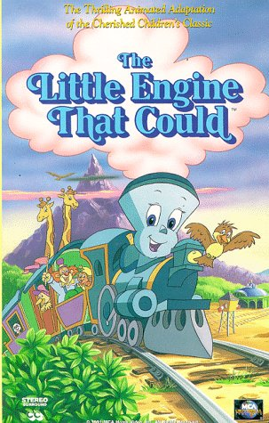 The Little Engine That Could (1993 VHS)