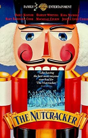 George Balanchine's The Nutcracker (1994-2001 VHS)