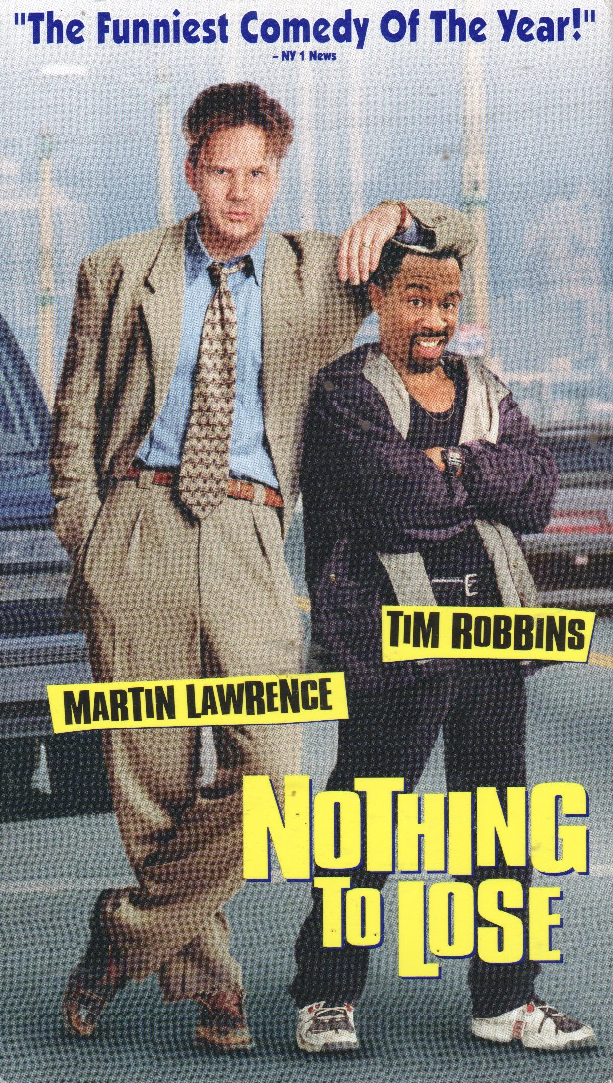 Nothing to Lose (VHS/DVD)