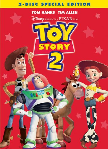 Toy Story 2 (Special Edition) (2005 DVD)