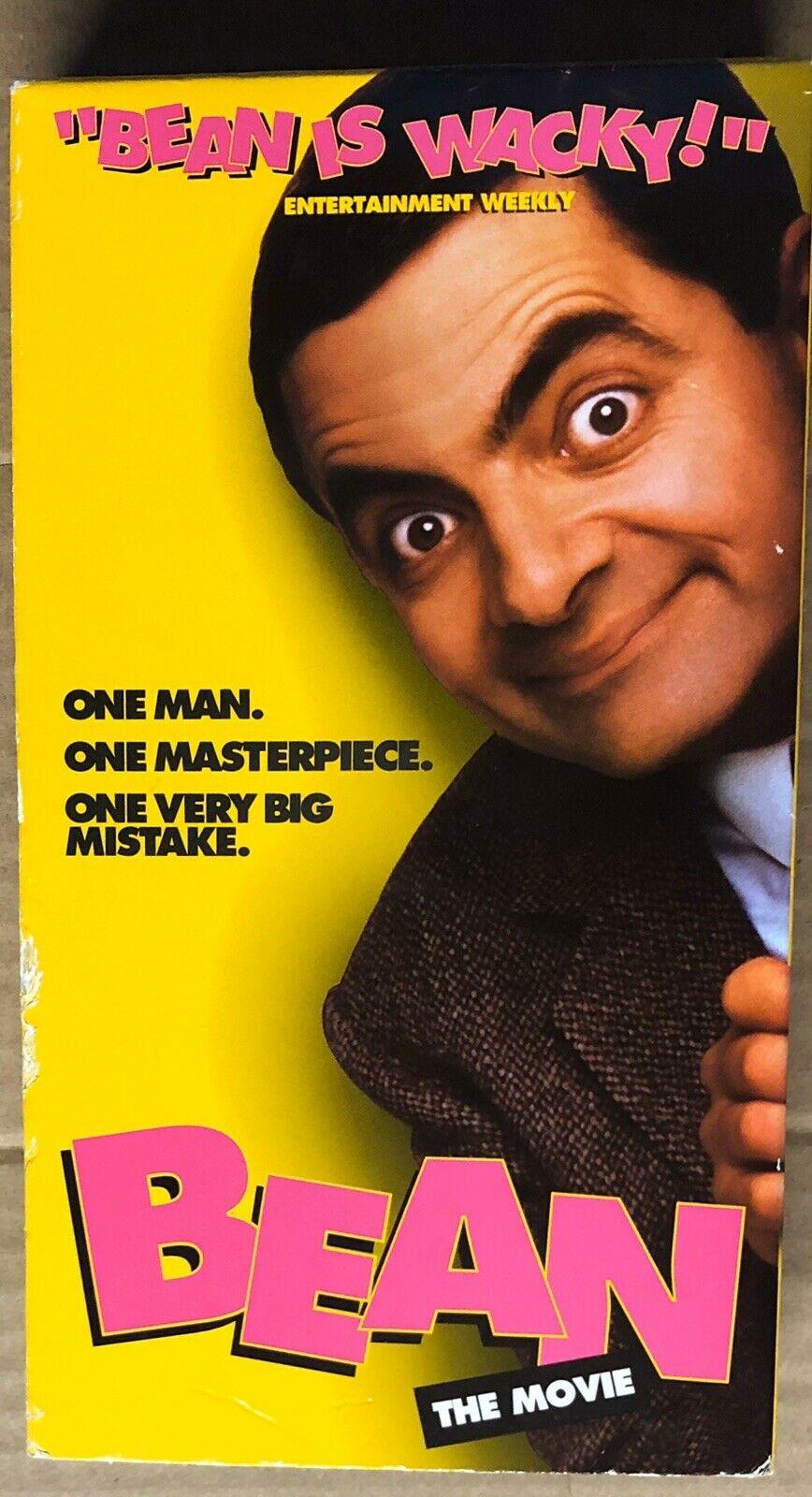 Bean: The Movie (1998-2002 VHS)