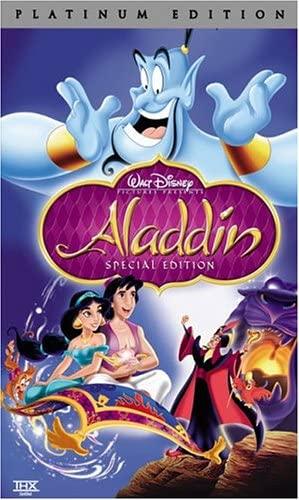 Aladdin (2004 DVD/VHS)