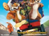 Over the Hedge (2006 DVD)