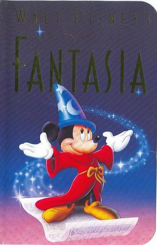 Fantasia (1991 VHS)