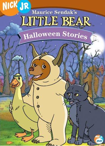 Little Bear: Halloween Stories (2006 DVD)
