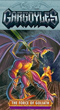 Gargoyles: The Force of Goliath (1995 VHS)