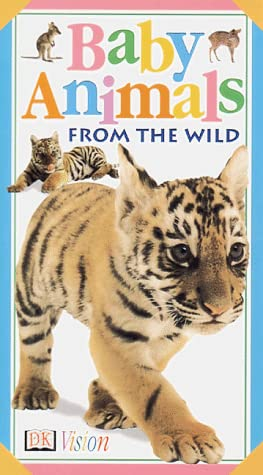 Baby Animals: From the Wild (1998 VHS)