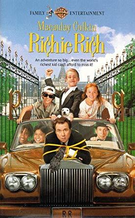 Richie Rich (1995-2000 VHS)