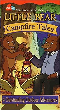 Little Bear: Campfire Tales (2002 VHS)