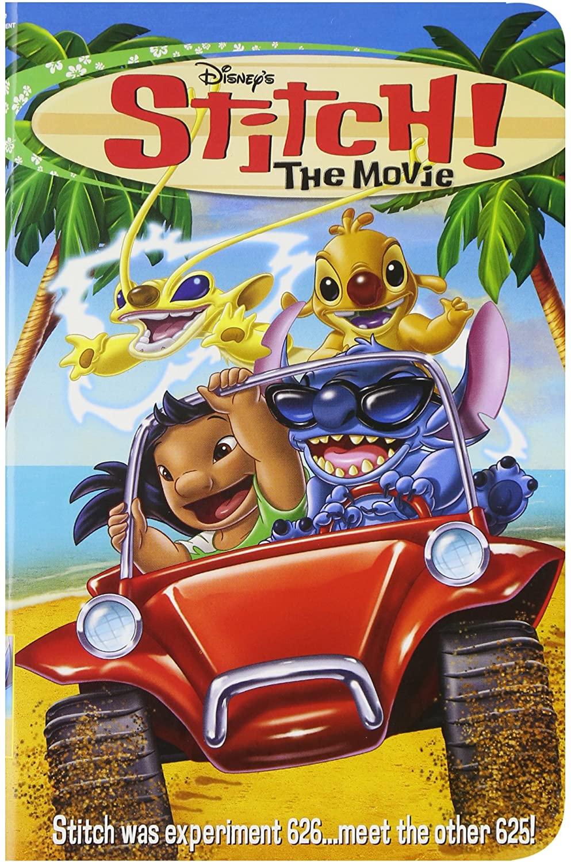 Stitch! The Movie (2003 VHS)