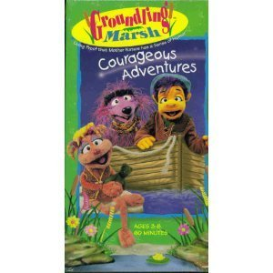 Groundling Marsh: Courageous Adventures (1998 VHS)