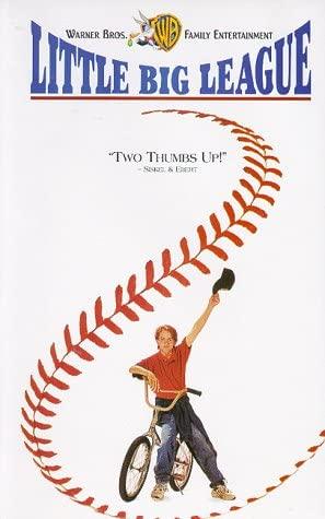 Little Big League (1994-2000 VHS)