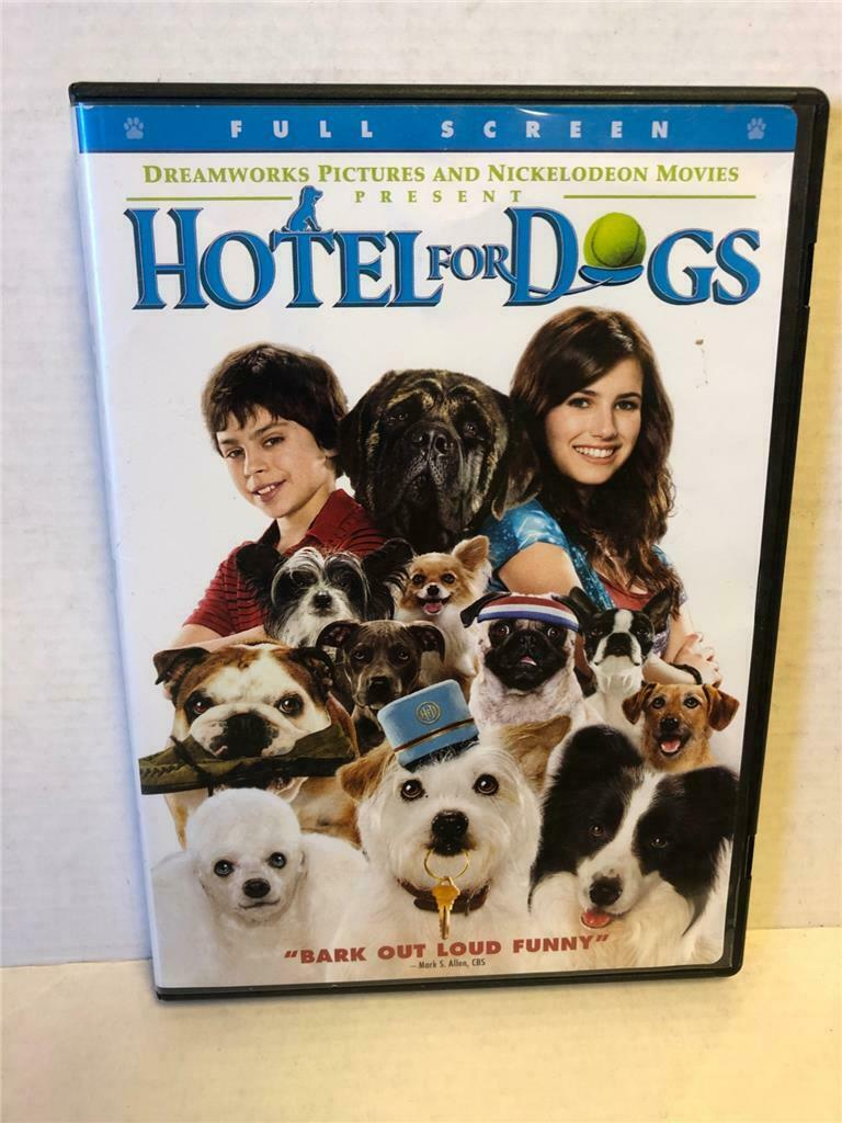Hotel for Dogs (2009 DVD)
