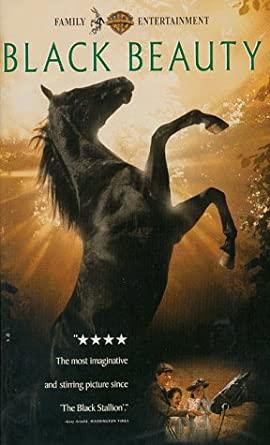 Black Beauty (1994-1998 VHS)