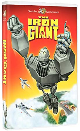 The Iron Giant (1999 VHS)