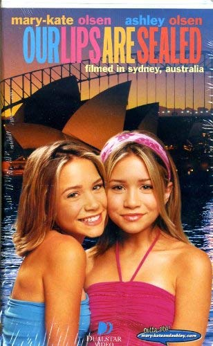 Our Lips Are Sealed (2000-2003 VHS)