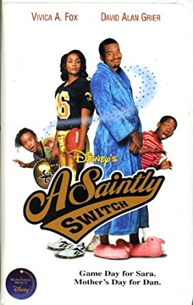 A Saintly Switch (2000-2001 VHS)