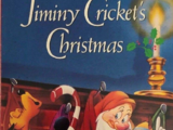 Jiminy Cricket's Christmas (1986-2001 VHS)
