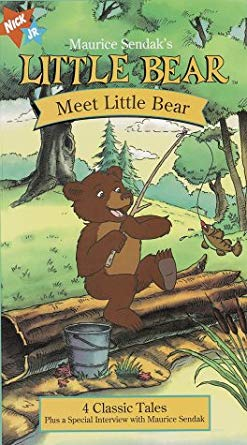 Little Bear: Meet Little Bear (1997 VHS)